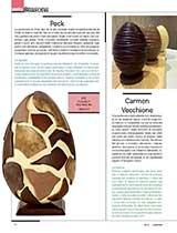 IL PASTICCERE Artistic eggs