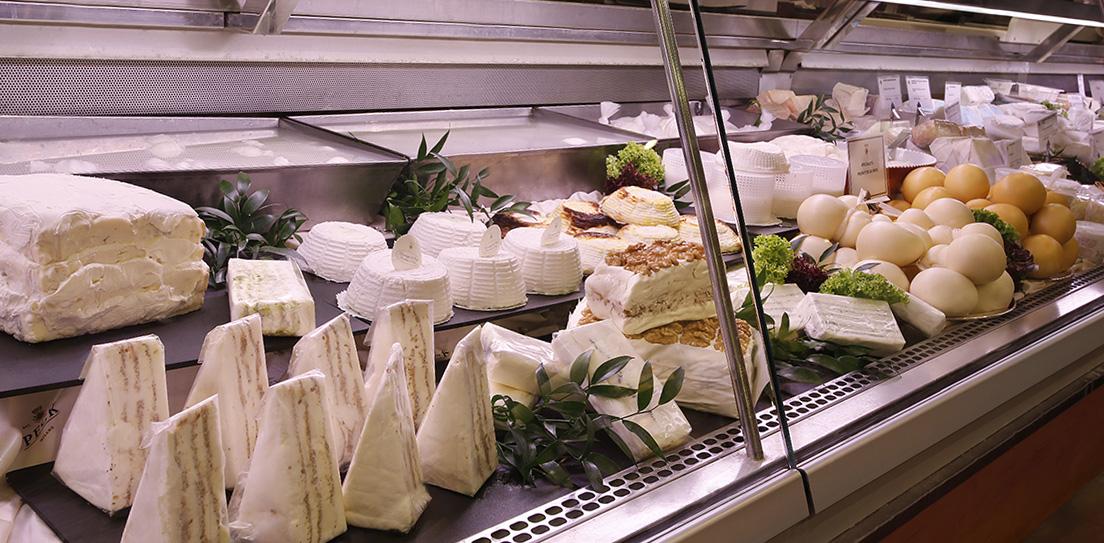Banco dei formaggi
