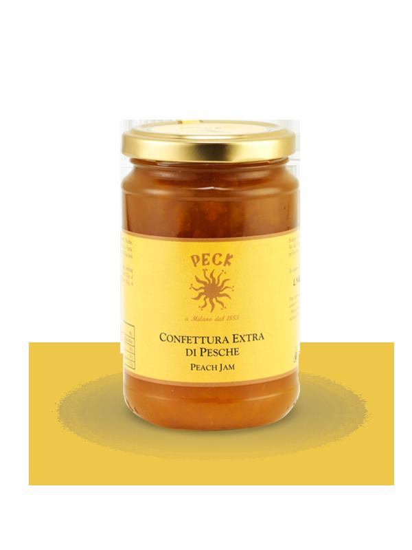 CONFETTURA EXTRA DI PESCHE 350 g