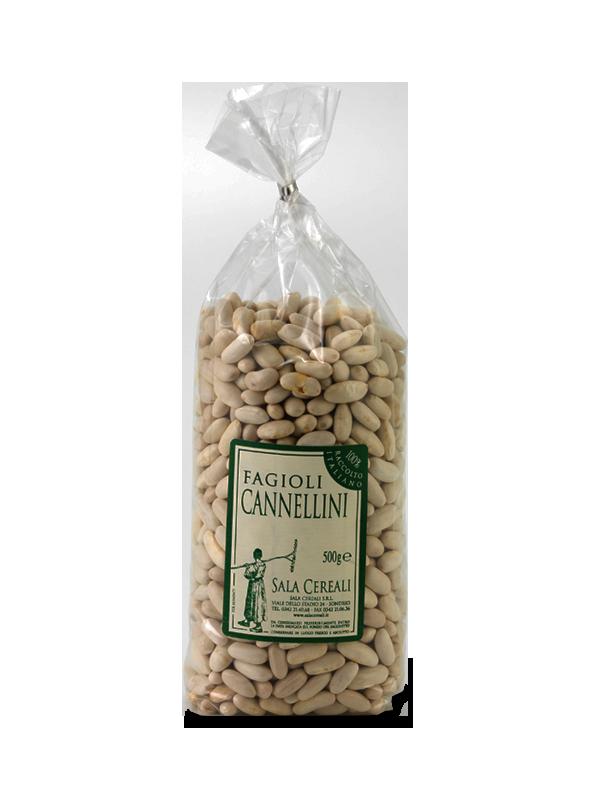FAGIOLI CANNELLINI 500 g