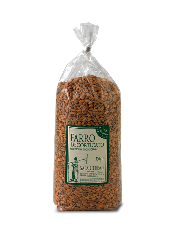 FARRO DECORTICATO 500 g