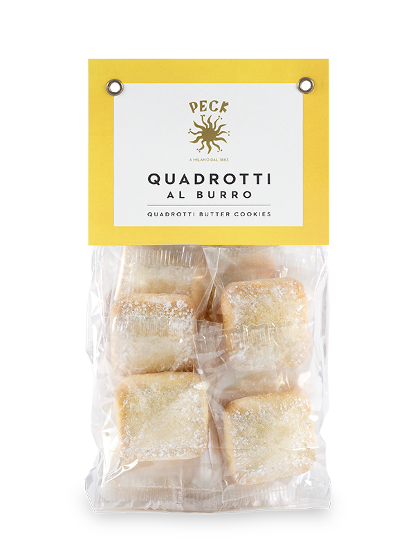 Quadrotti butter cookies 200 g