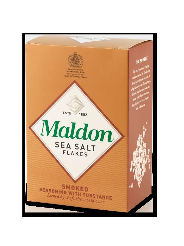 SALE MALDON AFFUMICATO 125 g